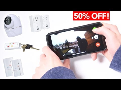 Best DIY Wireless Home Security System of 2018