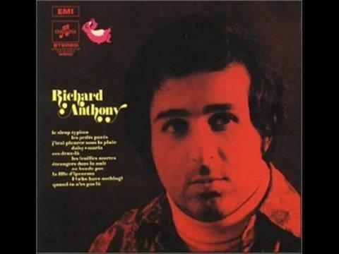 Tekst piosenki Richard Anthony - Les Feuilles Mortes po polsku