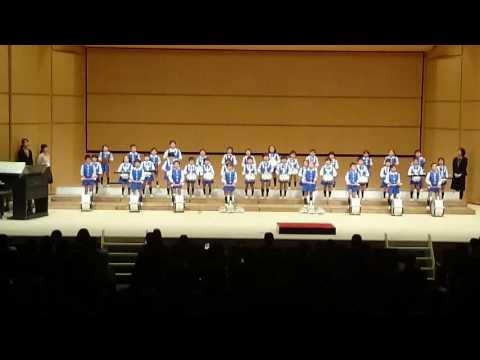 舞鶴市民合唱祭 ひばり幼稚園年長組