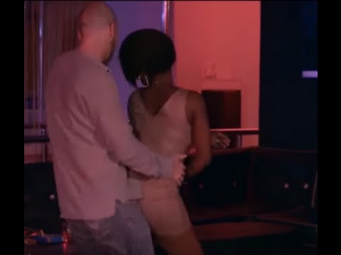 Babe Rocks White Dude At Club In