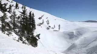 6. Ski-doo Summit 154 2014
