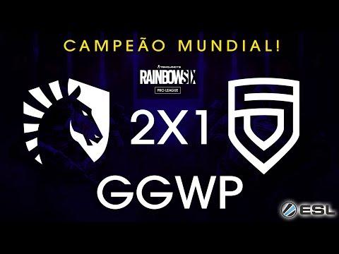 CAMPEÃO MUNDIAL 2018 [R6S]