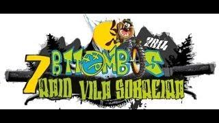 7º Raid BTTombos 2014 Obras no Trilho III