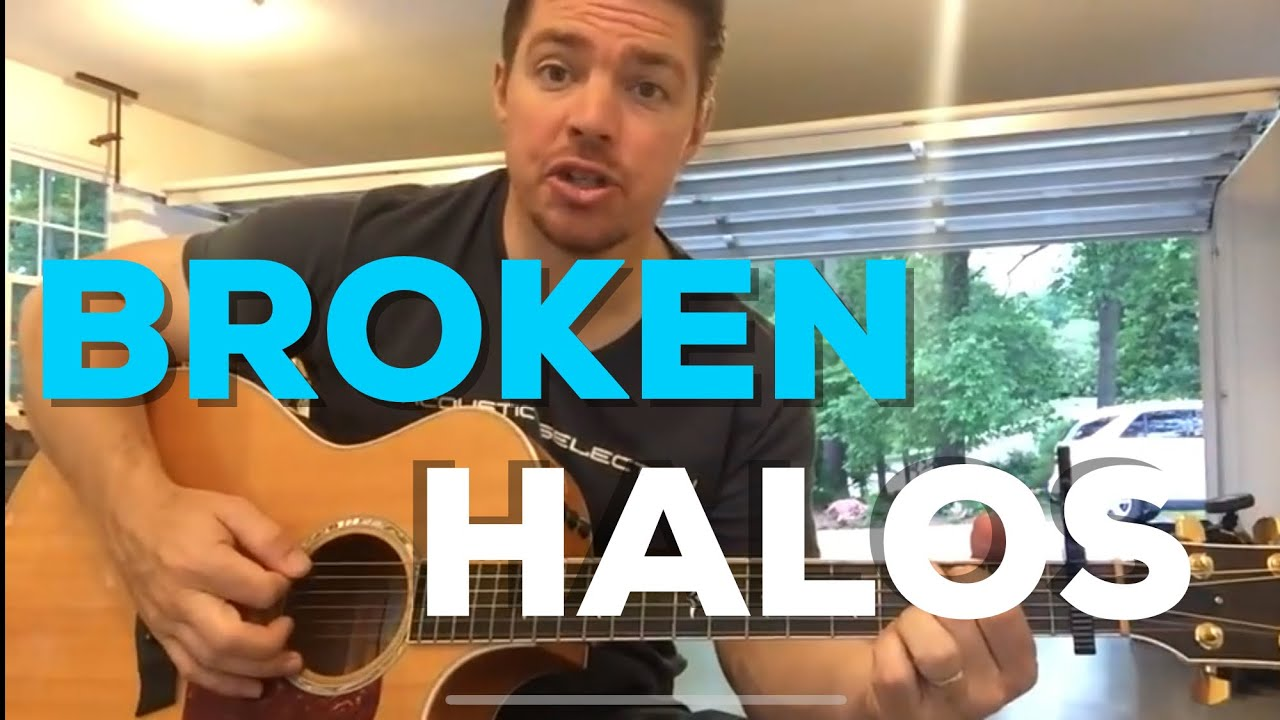 Broken Halos | Chris Stapleton | Beginner Guitar Lesson