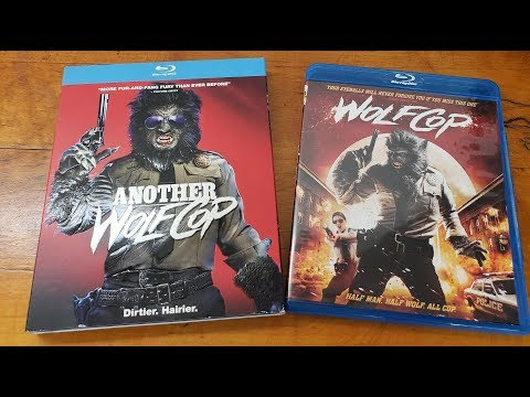 ANOTHER WOLF COP -Blu Ray- 2018 (MEXICO) 🇲🇽