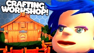 My Time at Portia is a Stardew Valley Harvest Moon style game where instead of carrots, you build vehicles and collect resources to craft a bigger house and workshop for yourself! My Time at Portia lets you build relationships with other town members too!Download My Time in Portia alpha for free:https://patheagames.itch.io/my-time-at-portia?ac=ox5j9VQF You might also enjoy My Little Blacksmith Shop:https://youtube.com/playlist?list=PLX1cB1BI8l6k5aXFClKo_5ZnMon3eCEUyMy Time at Portia is a simulation open world RPG game. The world is set in a post-apocalypse. Humans are few and relics from the past are everywhere. The player will need to start a new life in a town on the edge of civilization called Portia. The player will start a workshop and build things with relics from the past for the betterment of society. The goal of the game is to make the workshop as big as possible.Characters will go to school, do their jobs, workout, and have fun. They also have unique stories for the player to experience. The player will be able to get into relationships with other characters, be them friendships or romances. Romances can end in marriages.Players can gather materials from an open world. Cut down tree, pick up herbs, mine in ruins, even plant your own garden. There are vast areas for the player to explore around Portia. Deserts, islands, reefs, highlands, marshlands, and more! Each area bringing their own unique items and monsters. There are two different types of dungeons in this game. Players can gather relics and ores from the abandoned dungeons, and fight off monsters to gain look in the hazardous dungeons.---➤Buy a Shirt! - http://shop.spreadshirt.com/GamingFTL➤Support Josh's video creation - http://www.patreon.com/GamingFTL➤Stalk me on Twitter - https://twitter.com/GamingFTL➤Join the Discord community -  https://discord.gg/XnvRSW7If I say something that bothers or you or that you think was ill-considered, please let me know. I can't promise to be perfect, but I can pro