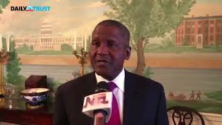 BOI, Dangote sign $750m, N600m facilities with Afrexembank