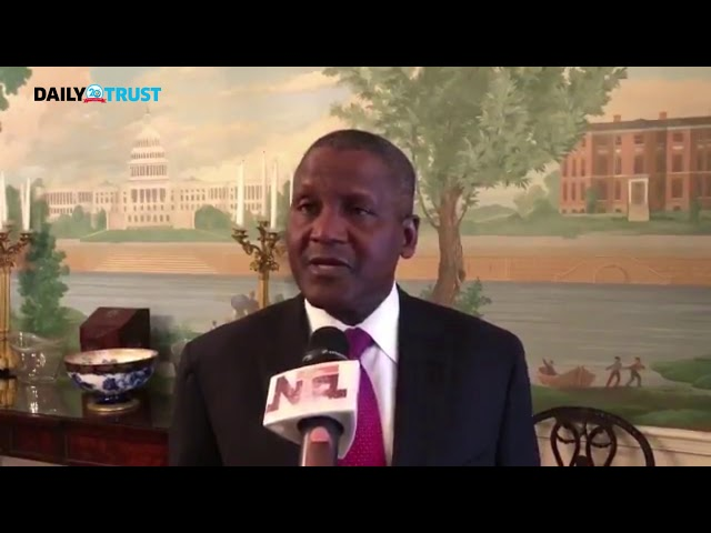Dangote lists economic benefits of national ID