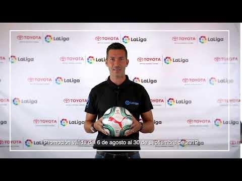 Luis Garcia- LaLiga-ToyotaSe han guardado todos los cambios.