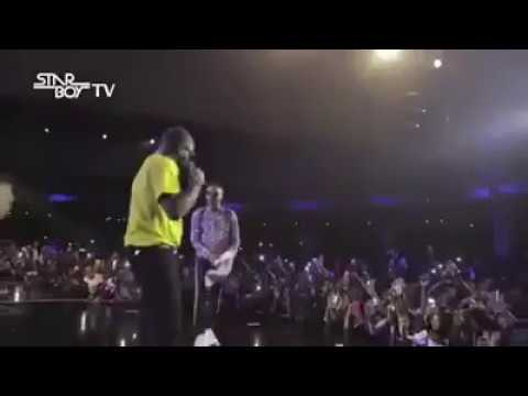 Wizkid And Davido Performed Together - Starboy Tv