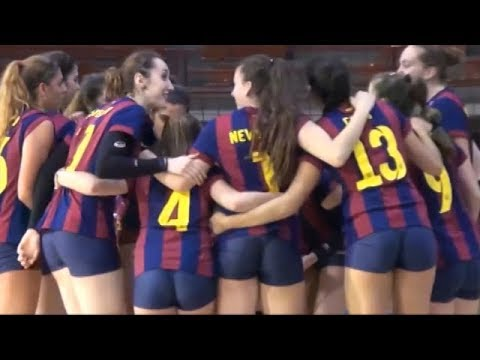 The Beauty of Women's Indoor Volleyball