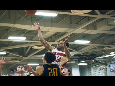 Lynchburg Men's Basketball vs Emory & Henry