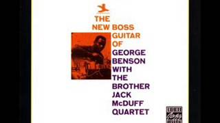 George Benson 1964 The New Boss Guitar of George Benson with Th
