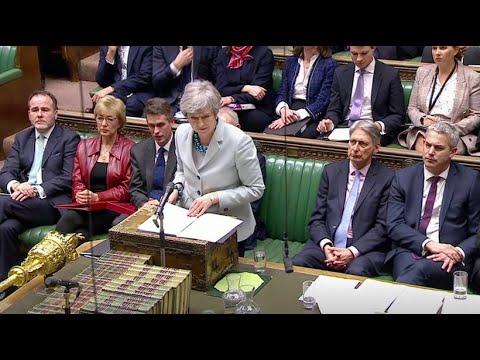 Großbritannien: May dämpft Hoffnung auf neues Brexit- ...