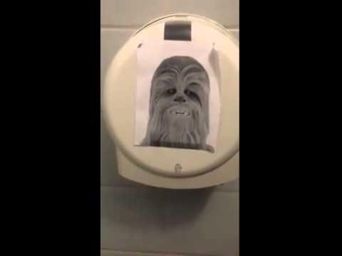 Η φωνή του Chewbacca ζει...