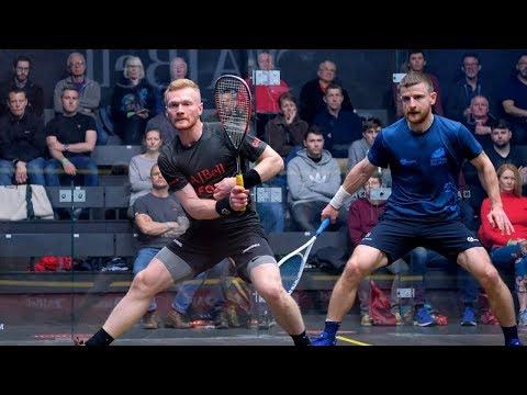 AJ Bell National Squash Championships 2020 - QF - Session 2