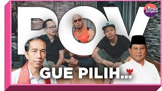 Video POV - PILIH JOKOWI ATAU PRABOWO? Feat. DEDDY CORBUZIER MP3, 3GP, MP4, WEBM, AVI, FLV November 2018