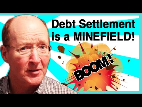 0 Why Debt Consolidation or Settlement does NOT Work when You Need Credit Card Help
