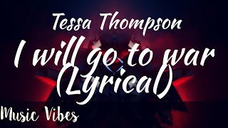 I will go to war (Lyrical Video) #CreedII, Tessa Thompson #Syrebralvibes #Uniquevibes #Trapcity #NCS