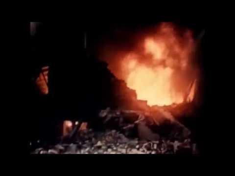 Operation Gomorrah - Bombing of Hamburg