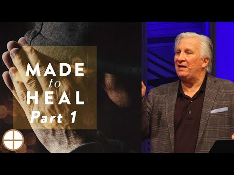 You Were Born To Be A Healer - Part 1 - Ivan Tait
