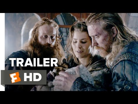 The Last King Official Trailer 1 (2016) - Kristofer Hivju Movie HD