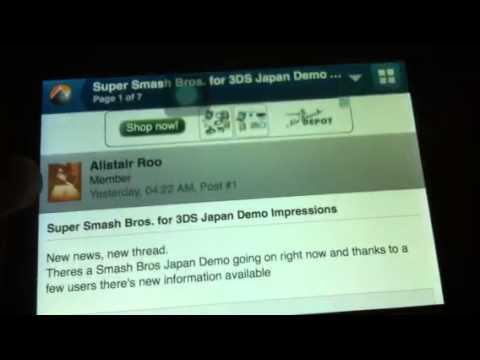Saturday Night Leaks! Smash Japan Demo Longest Leak Evar!