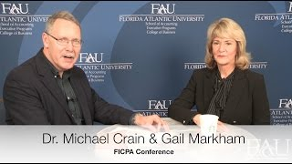 FICPA Conference Interviews - Gail Markham