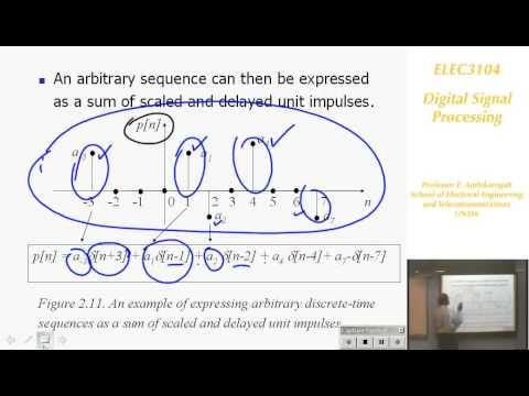Digital Signal Processing 2: Discrete-Time System - Prof E. Ambikairajah