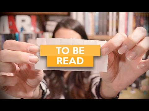 TBR (To be Read) | Admirável Leitor