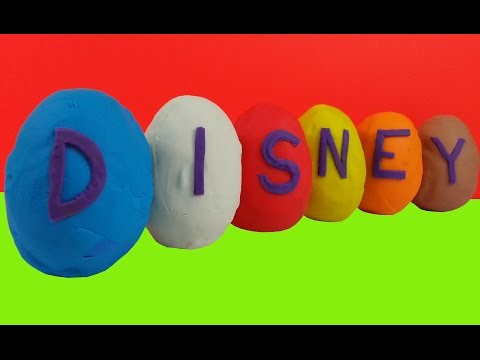 toys - Like & Subscribe to CaliforniaMetin .5 Play Doh Surprise Eggs Disney Toys ☆Your comments are welcome, and please subscribe to my channel here: http://www.youtube.com/subscription_center?add_user...
