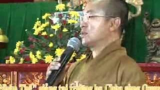 Phật Giáo Nhập Thế 02 - Phần 2/2 - Thích Nhật Từ