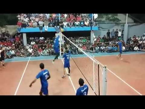 Video warming up volleyball Perkasa vs Pambers download in MP3, 3GP, MP4, WEBM, AVI, FLV January 2017