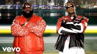 Rick Ross - Speedin' ft. R. Kelly (Official Video)