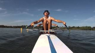 Meyzieux France  city photo : GoPro Aviron 2x SHPL championnat de France bateaux longs 2015