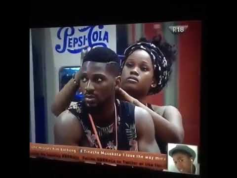 Ceec Tries To Get Tobi Attention