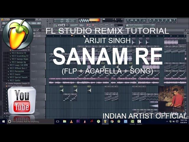 fl studio how to create a remix