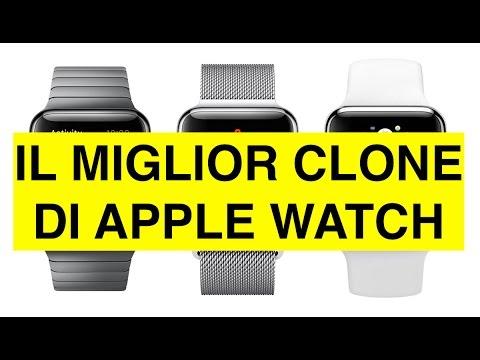 Il migliore clone di Apple Watch, la recensione