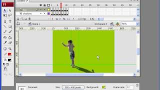 Video to Photoshop to Flash: Tutorial 12