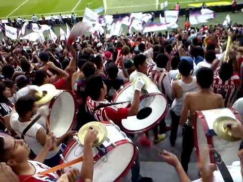 CHIVAS (3) vs (0) Monterrey Clausura 2015 • Santurrona - No se compara   LFDG - Legión 1908 - Chivas Guadalajara