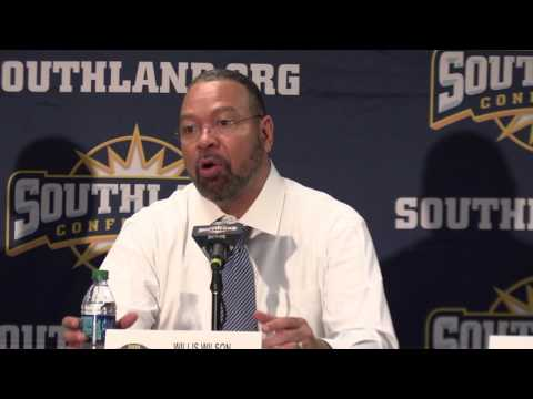 Post Game: Islanders MBB Falls to SFA in Southland Final