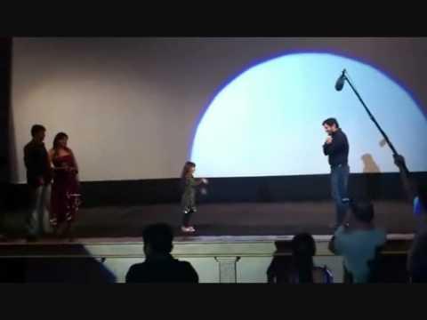 Video Deivathirumagal vikram & sara cute live performance download in MP3, 3GP, MP4, WEBM, AVI, FLV January 2017