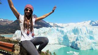 El Calafate Argentina  City pictures : Glaciar Perito Moreno - El Calafate | Patagonia Argentina 2016 ♥ Vlog de Viaje