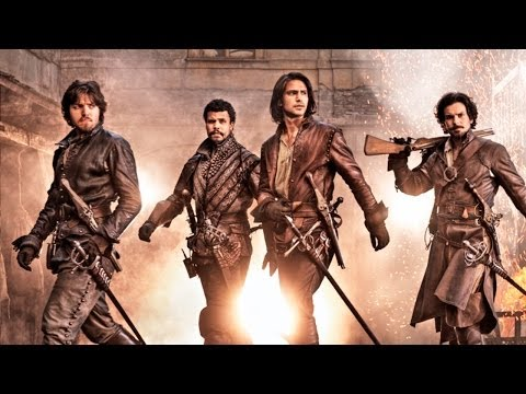 The Musketeers Season 1 (Inside Look 2)