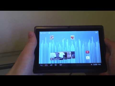Review: Dragon Touch Y88 Android Tablet