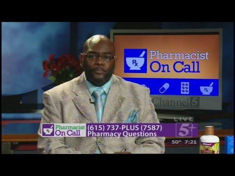Pharmacist On Call: December 2014
