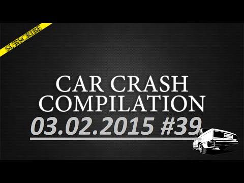 Car crash compilation #39 | Подборка аварий 03.02.2015