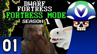 [Vinesauce] Joel - Dwarf Fortress ( Fortress Mode ) ( Part 1 )