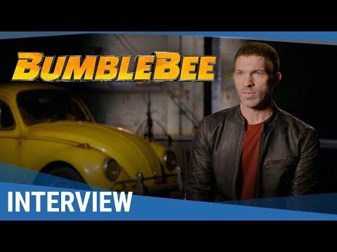 BUMBLEBEE - La vision de son réalisateur Travis Knight