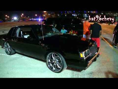Buick Grand National SQUATTING on 22